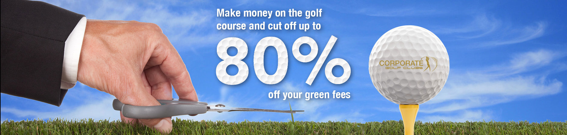 Save up to 40% on your golf